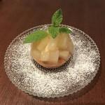MAGIC TOKYO O - 白桃の甘味が美味しいですよ。