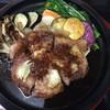 御成町 石川 - 料理写真:「紫陽花御膳」 大仏ビールと銘柄豚はまかぜポークのトンテキがセット!