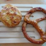 リヨンセレブ - 料理写真:塩パン、プレッツェル