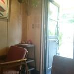 エルヴカフェ - お洒落で雰囲気の良いカフェです。