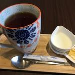 猫衛門 - 紅茶