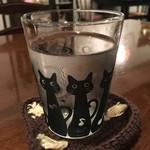 押上猫庫 - お水のグラス