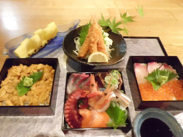 づけ丼屋 桜勘 , 三重 海鮮丼定食