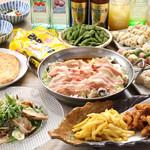 旬鮮台所ZEN - 料理写真:夏の特別コース2000円