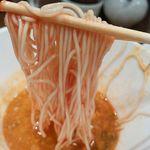 創作麺工房 鳴龍 - 麺リフト2