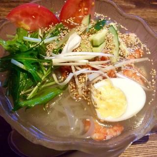 季節限定「フォー冷麺」