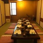 日本料理 黒潮 - 座敷も多数‥あります