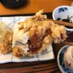 日本料理 黒潮 - 唐揚げ‥マヨラーでガブリンチョ