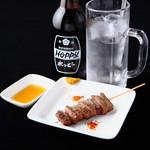 ネオ大衆串焼酒場 ぽるころっそ - 料理写真