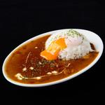 ネオ大衆串焼酒場 ぽるころっそ - 2日間煮込む 鶏出汁カレー