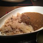 青柚子 - サバ出汁カレーう
