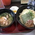 67941736 - 鬼おろしつけ麺