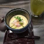 清次郎 - 茶碗蒸し