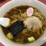 天水 - ハンチャンラーメン(600円)