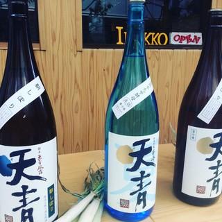 日本酒ワンコイン500円〜