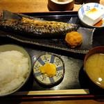 炉端・鮨 蛍 - 焼き魚定食