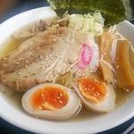 麺屋 とん嬉 - 鶏汐ラーメン