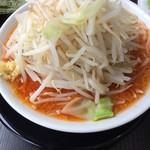 麺屋 とん嬉 - 辛味噌ラーメン