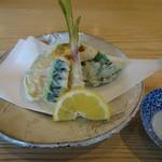 67946963 - 野菜天ぷら