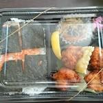 2丁目SOZAI - 唐揚げめんたい弁当