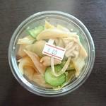 2丁目SOZAI - 鶏皮ポン酢