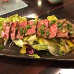 吉祥 - 牛たたきサラダ