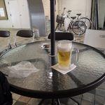 広島屋 - お気に入りの丸テーブル