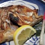 魚棚ふみ文 - グジの焼き物