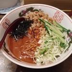 とみや ラーメン居酒屋 - ザージャン麺