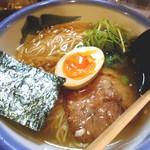 67954847 - ◉柚子塩ラーメン(淡麗) 980円
