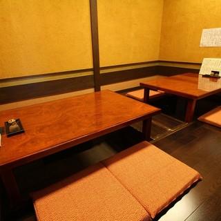 こだわりの手打ち蕎麦、肴、日本酒を和モダンな空間でゆったりと
