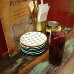 スペインバル セロナ - 自家製サングリア