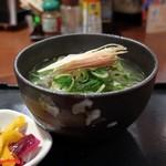 炭火焼 みや澤 - 鯛茶漬け