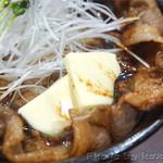 伝説のすた丼屋 - 北海道すた丼 ~濃厚バター醤油味~