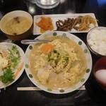 定食酒場食堂 - ¥288-の日替り定食