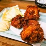 庶民 - 鶏の唐揚げ