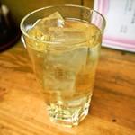 庶民 - かち割りワイン(白)