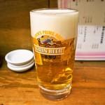 庶民 - 生ビール