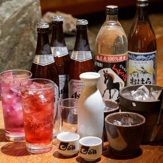 単品飲み放題980円(税抜)♪120分