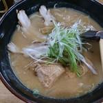 67961184 - 角煮・チャーシュー麺 信州(17-06)