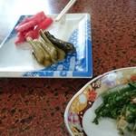 仙洛 - 料理写真:漬物