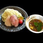 らぁ麺・酒菜 義澤 - 冷やし麺