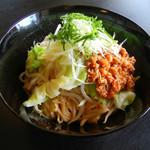 らぁ麺・酒菜 義澤 - まぜそば
