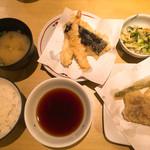 天ぷら ふそう  - お昼定食