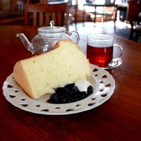 スウィートグラス - しっとりが自慢のシフォンケーキ