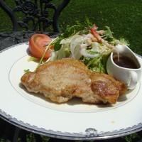 スウィートグラス - 北海道産豚のステーキ