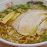朱華園 - 料理写真:中華そば