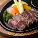 NIKUバル1028 - 筑穂牛モモのステーキ
