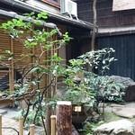 O・mo・ya - 坪庭