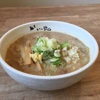 麺屋 いっ徳 - 名物【味噌ホルモンラーメン】